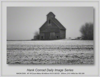 12/06/2013 Foggy Old Barn