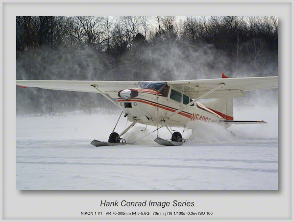 2/13/2014 C-185 on Skis