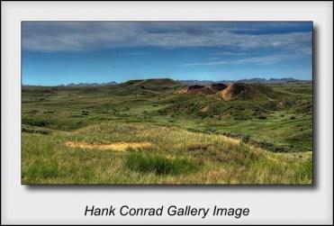 Short Grass Prairie of the Badlands