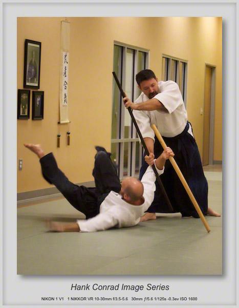 Aikido Lesson