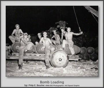 Bomb Loading