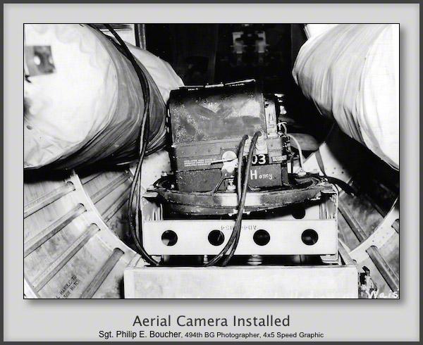 Aerial Camera Installed