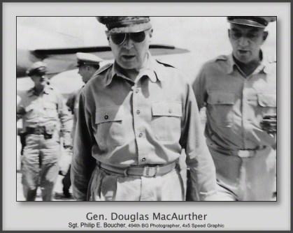 Gen. Douglas MacAurther