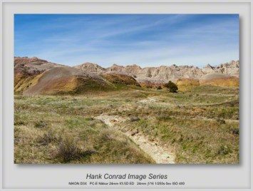 Spring in the Badlands