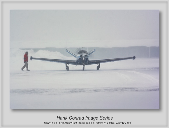 Winter Flying   Hank's Blog