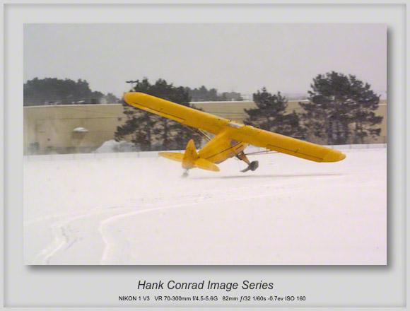 Bush Pilot vs. Hot Dog