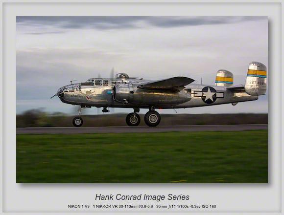 B-25 Miss Mitchell at 75th Doolittle Raid Anniversary