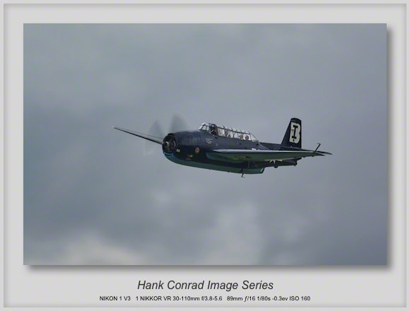 TBM Avenger at the 2017 Gathering