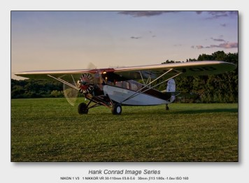 Nikon 1 V3 for Aviation   Fairchild 71