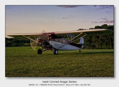 Nikon 1 V3 for Aviation | Fairchild 71