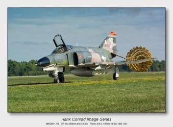 Nikon 1 V3 for Aviation | F-4 Phantom