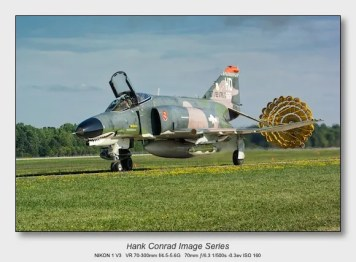 Nikon 1 V3 for Aviation | F-4 Phantom