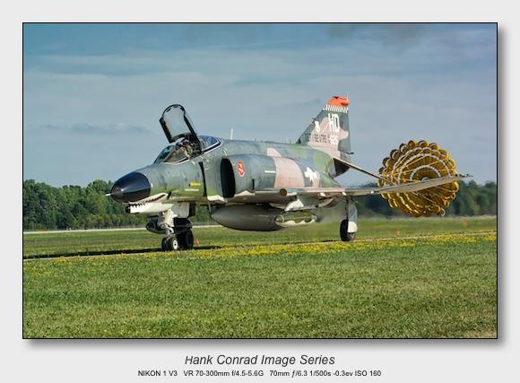 Nikon 1 V3 for Aviation   F-4 Phantom