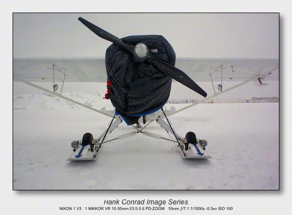 Ski Plane Weekend | Keep Engine Warm