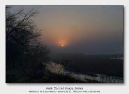Sandhills on the Platte   Platte River Sunrise