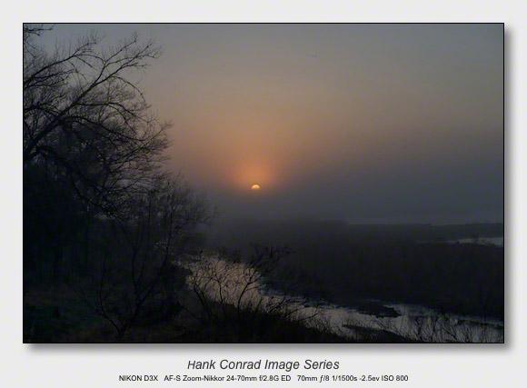 Sandhills on the Platte | Platte River Sunrise