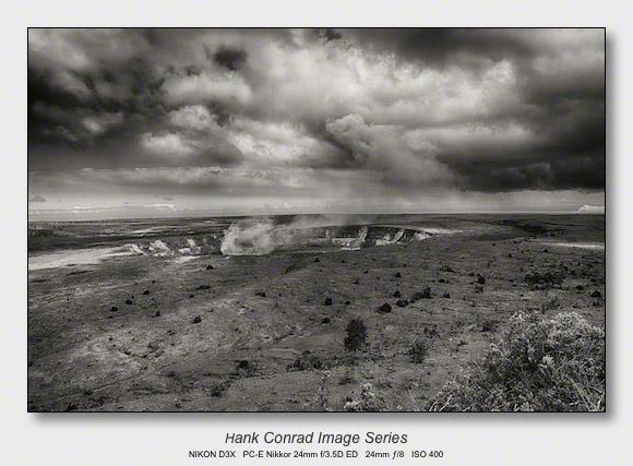 Big Island & Kilauea B&W | a 7 Image Story | Hank's Blog