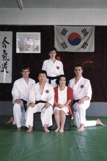 1993 hapkido