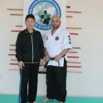 Ko Baek-yong & Cem Uymak