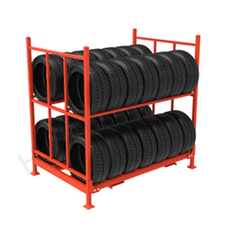 layers tire rack hank factory
