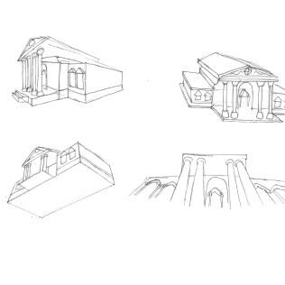 House: 4 veiws