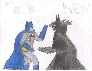 Batman rs Batman