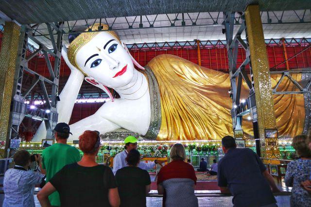 5 1024x683 - The Golden Pagoda - S H W E D A G O N Pagoda, Myanmar
