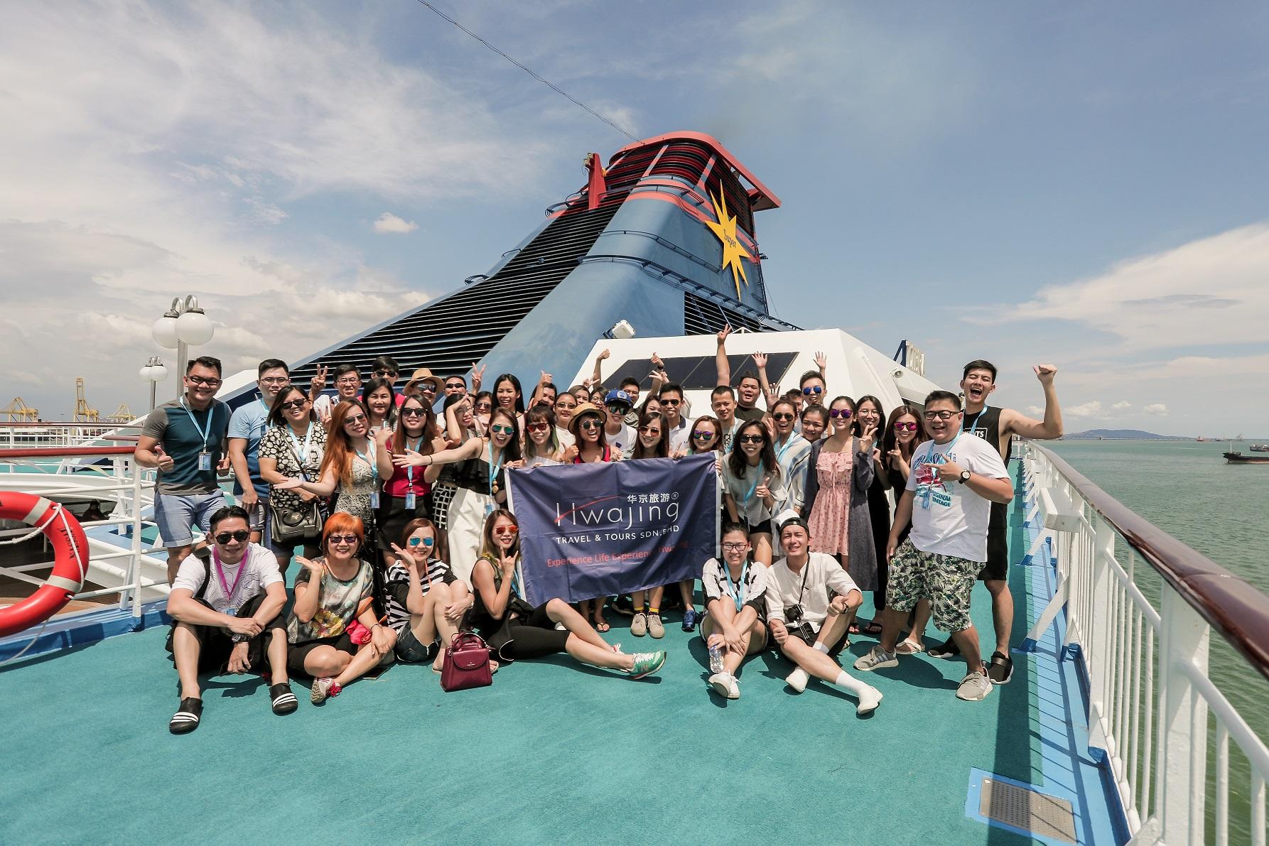 Group Photo 1 - 4D3N Superstar Libra (Port Klang-Phuket-Penang-Port Klang)