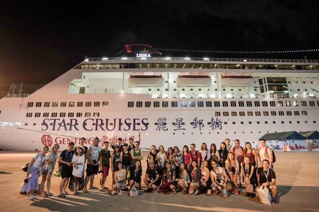 Group Photo 2 1024x682 - 4D3N Superstar Libra (Port Klang-Phuket-Penang-Port Klang)