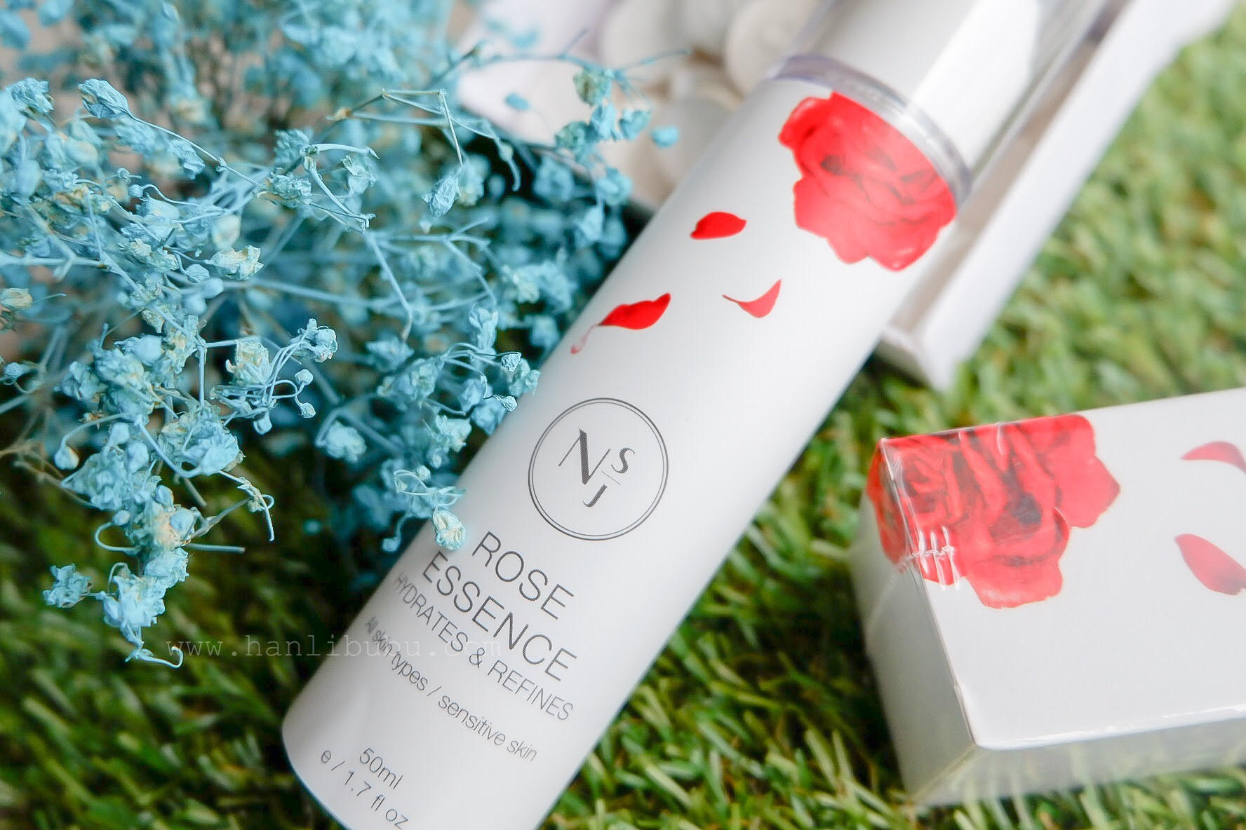 NSJJJ - Find Out How Roses Can Make Wonders To Your Skin!
