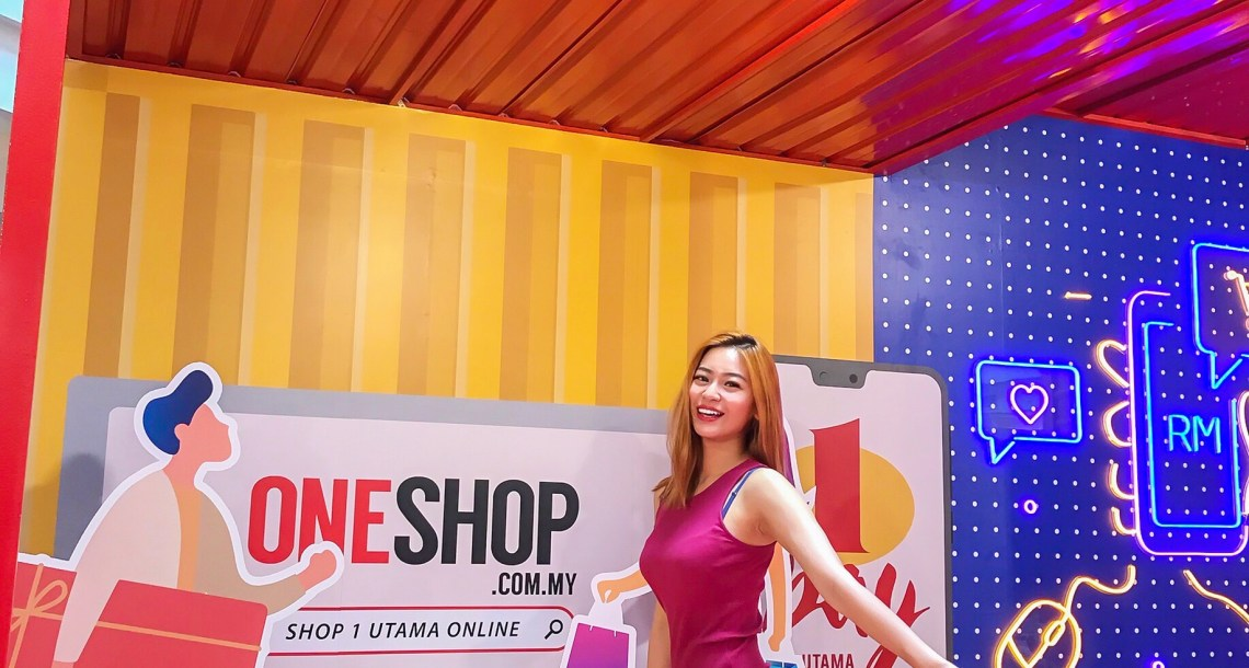Snapseed 1 - One Utama Become the 1st Retail Mall to Launch 1Pay Retail E-Wallet and E-Commerce Platform