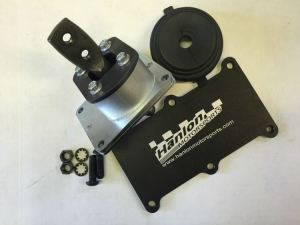 Ford trans, tremec, t 56, magnum, hms, hanlon motorsports, mid shift kit