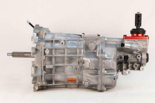 Tremec magnum F GM T56 six speed manual transmission