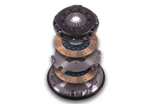 Vengeance, Vengeance Clutch, Clutch, Clutches, Flywheel, Twin Disk, Transmission, Transmissions, Ceramic, Puck Clutch, Modular Motor, Ceramic Clutch, Ceramic Disk, S197, S550, Coyote Clutch, six puck, 6 puck, puck style clutch, 23 spline, 8 bolt, Vengeance, Six Puck Ceramic, Twin Disk Clutch, Flywheel, Ceramic Disk, Handles 850 WTQ, 850 Torque, 23-Spline, 8 Bolt Billet Steel, 164 Tooth Oz Flywheel, Race Use, 2011 2020 Mustang GT, MT-82 Transmission