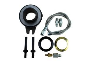 throw out bearing, hydraulic, ram, temec, hms, hanlon motorsports, stock replacement