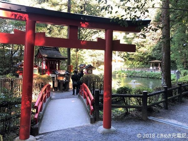 奈良一人旅で山の辺の道・市杵島姫神社