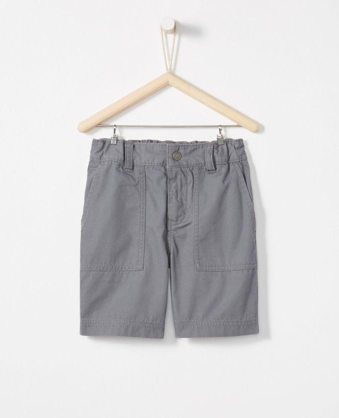Canvas Utility Shorts