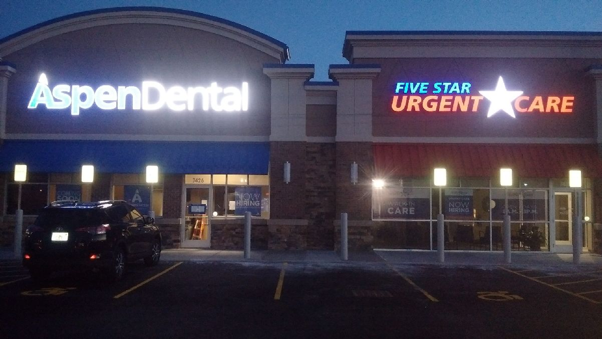 5 Star Urgent Care Facility & Aspen Dental -Niagara Falls, NY