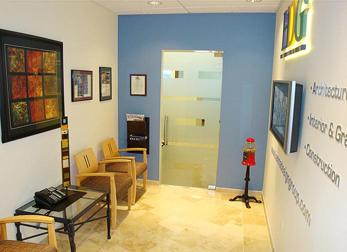 Lobby HDG Door