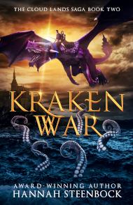 """Cover """"Kraken War"""""""