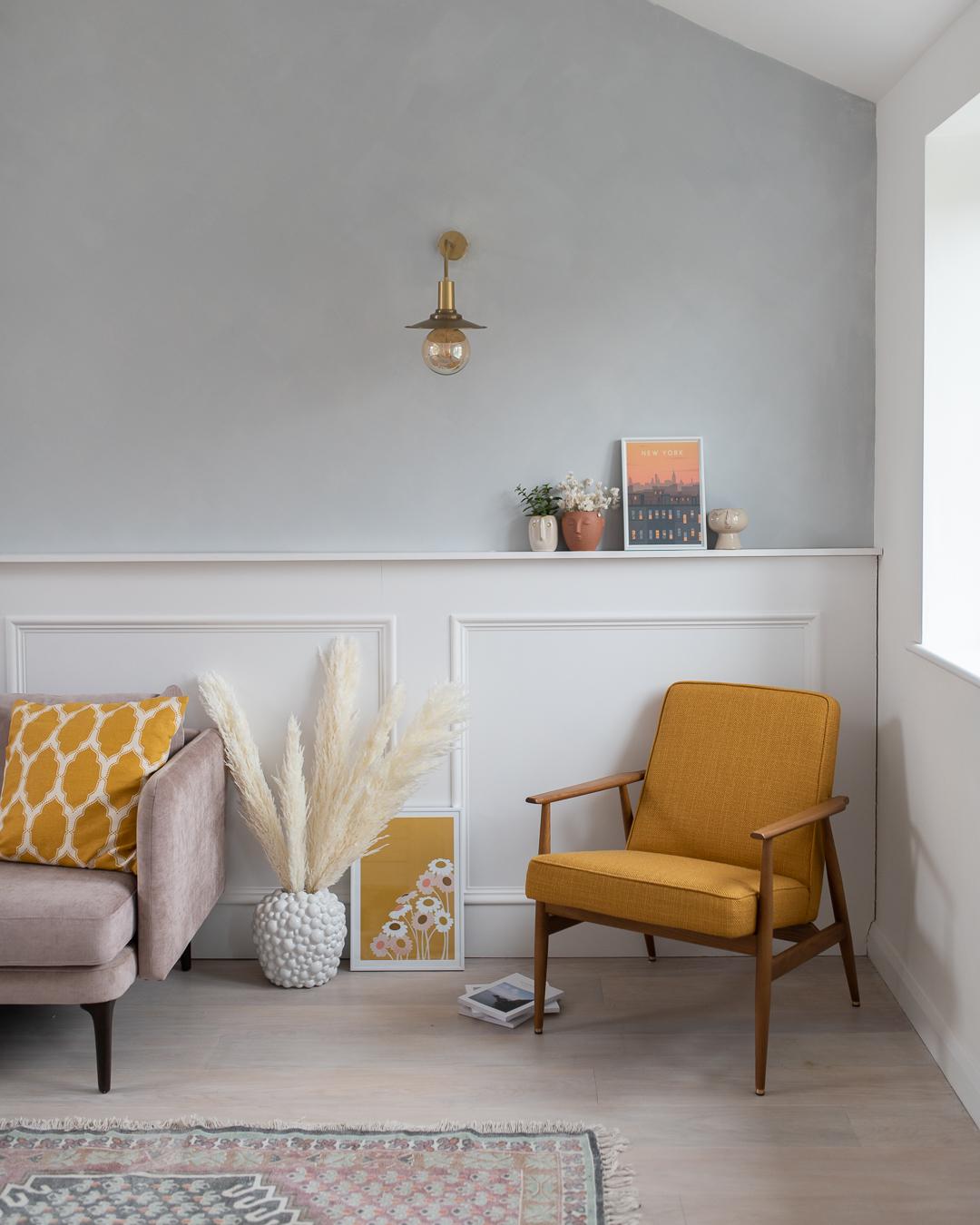 Hannah Argyle home studio