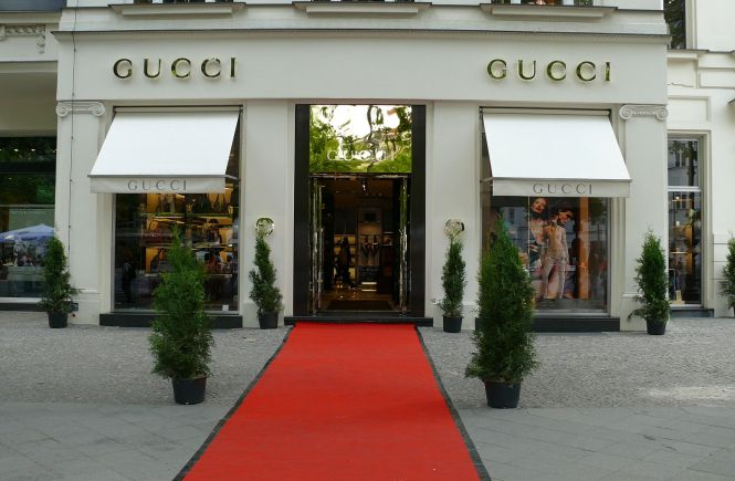 Photo of Gucci store