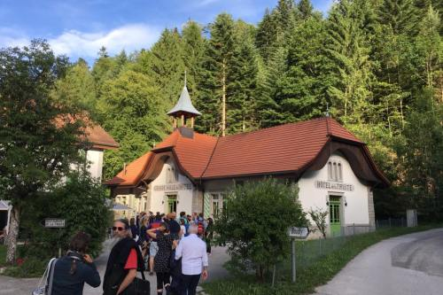 Auberge in the Val de Travers - Absinthe Festival - HH Lifestyle Travel