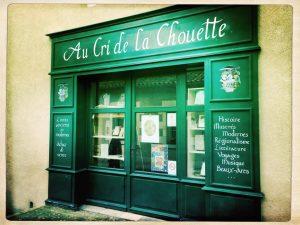 Bookshop - Montmorillon France