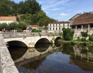 Bridge in Brantôme