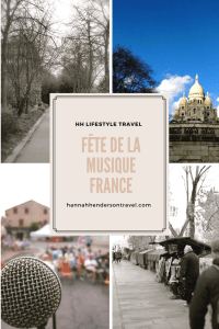 Fête de la Musique in France - HH Lifestyle Travel