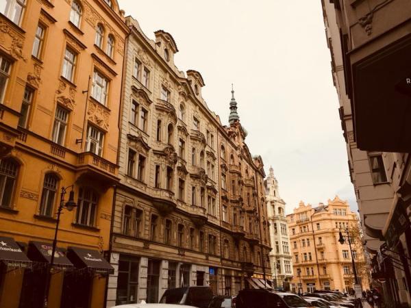 Jewish Quarter - Art Nouveau and Renaissance - An Architectural Tour of Prague