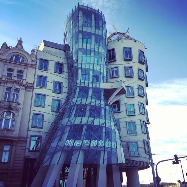 The Dancing House - Modern - An Architectural Tour of Prague