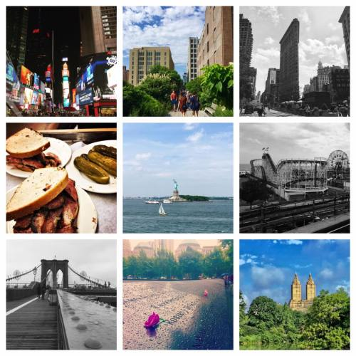 New York in July - 2017: My Travel Year in Review - HH Lifestyle Travel