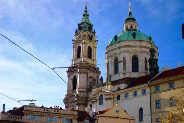 St Nicholas Lesser Town - Baroque - An Architectural Tour of Prague